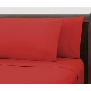 Gramercy Park Platinum Edition Red Sheet Set
