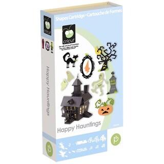 Cricut Happy Hauntings Cartridge