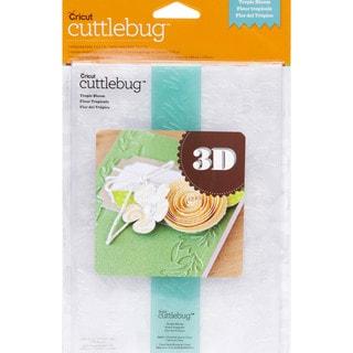 Cricut Tropic Bloom 3D Embossing Folder