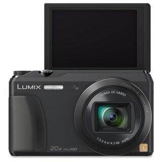 Panasonic Lumix ZS35 16 Megapixel Compact Camera - Black