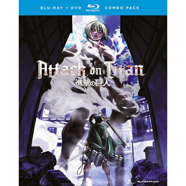 Attack on Titan: Part 2 (Blu-ray/DVD) 13230244