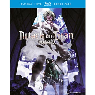 Attack on Titan: Part 2 (Blu-ray/DVD)