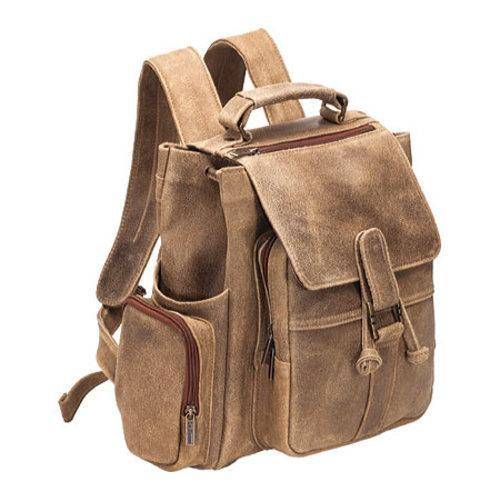 LeDonne DS-01 Distressed Leather Tan