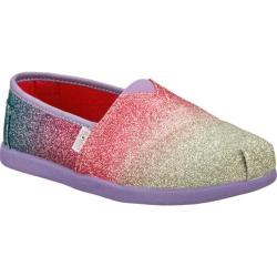 Girls' Skechers BOBS World III Glitterbug Silver/Purple