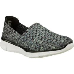Women's Skechers Equalizer Vivid Dream Black/White