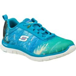 Women's Skechers Flex Appeal Trade Winds Blue