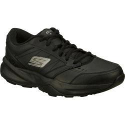 Men's Skechers GOtrain Ace Black
