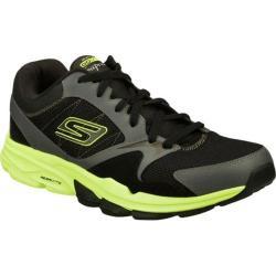 Men's Skechers GOtrain Supreme-X Black/Green