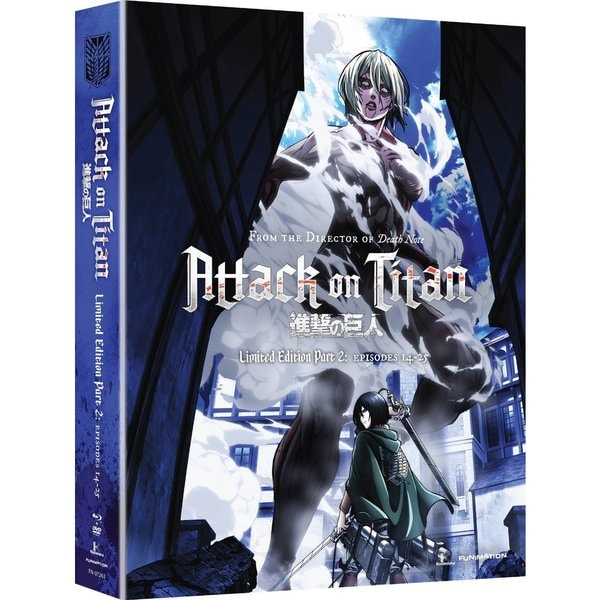 Attack on Titan: Part 2 (Blu-ray/DVD) 13232877