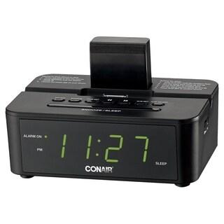 Conair Hospitality CRD500 Desktop Clock Radio - Apple Dock Interface