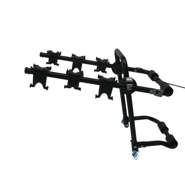 Advantage SportsRack Trunk Rack 3-bike Carrier