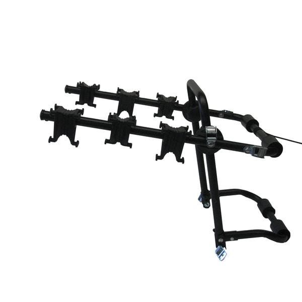 Advantage SportsRack Trunk Rack 3-bike Carrier