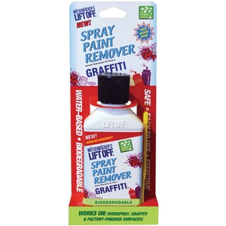Lift Off Spray Paint Remover-4.5oz