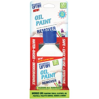 Lift Off Oil Paint Remover-4.5oz