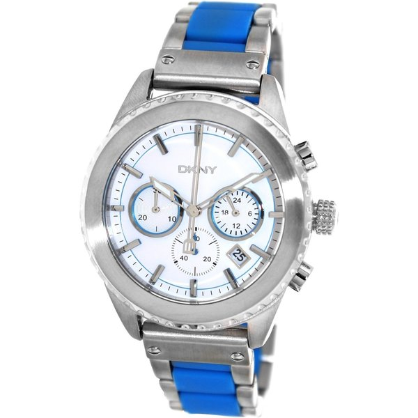 DKNY Bracelet Collection White Dial Women's Watch #NY8762