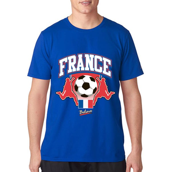 Men's France Soccer T-shirt