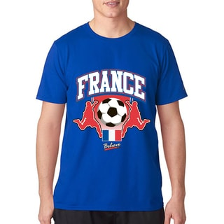 Men's France Soccer T-shirt