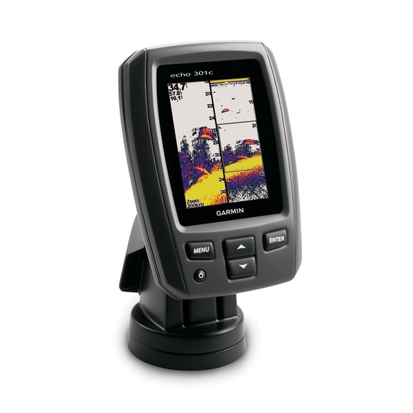 garmin echo 301c fishfinder overstock shopping the