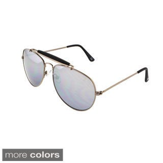 Anarchy 'Chromo' Polarized Aviator Sunglasses