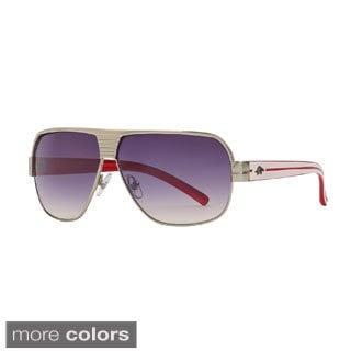 Anarchy 'Dex' Alloy Frame Polarized Sunglasses
