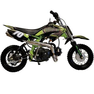 MM-X70G Green Pit Bike