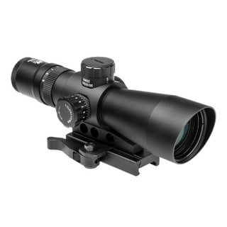 NcSTAR 3-9x42mm Mark III Tactical Series Scope P4 Reticle