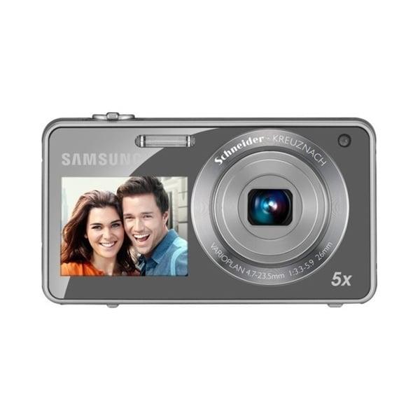 Samsung PL170 DualView 16.1MP Silver Digital Camera