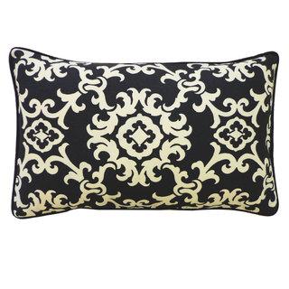 Alvin Black Pillow