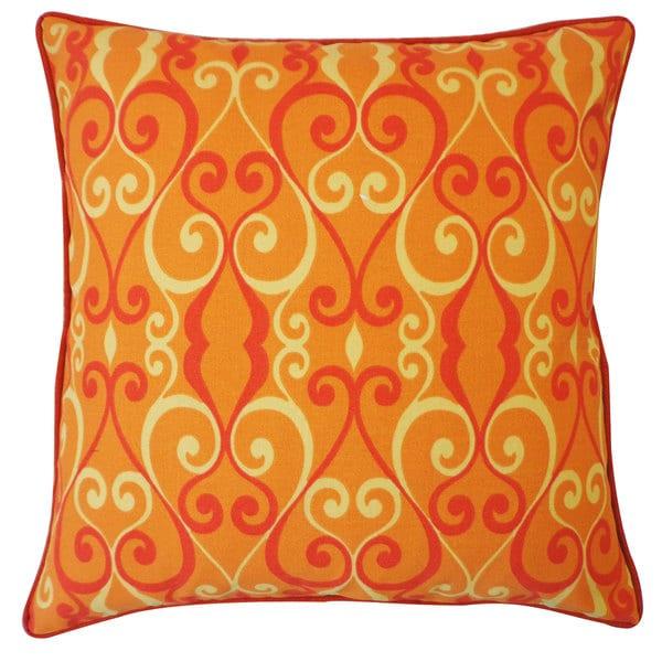 Iron Orange Pillow