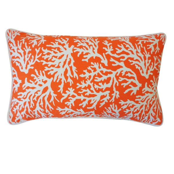 Carl Orange Pillow