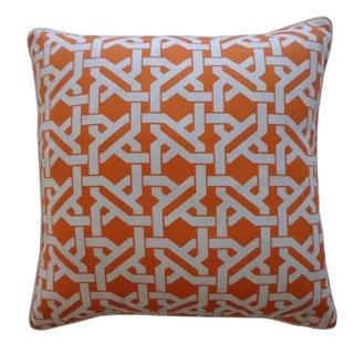 Istanbul Orange Pillow