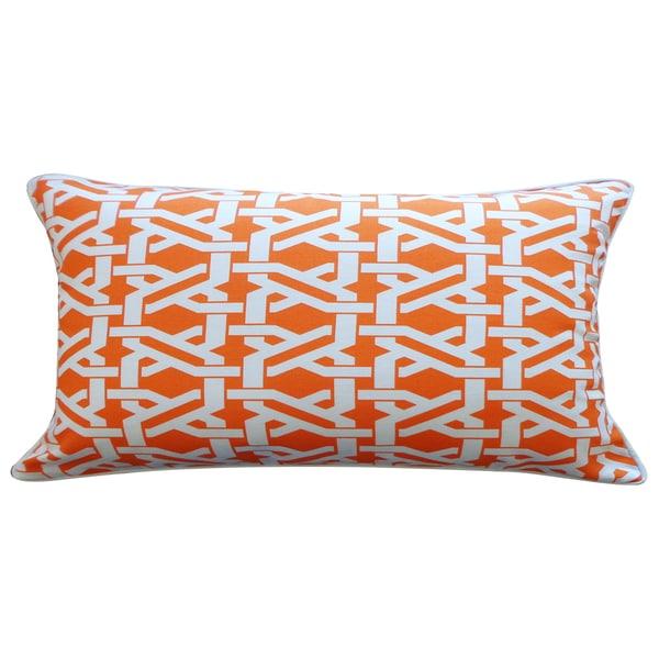 Jiti Istanbul Orange Pillow