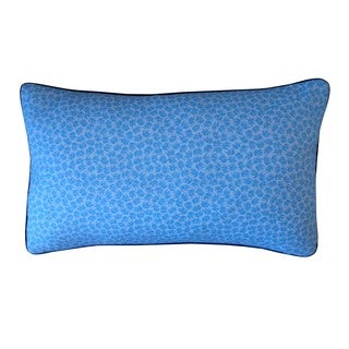 Mini Elephant Blue Kids Pillow