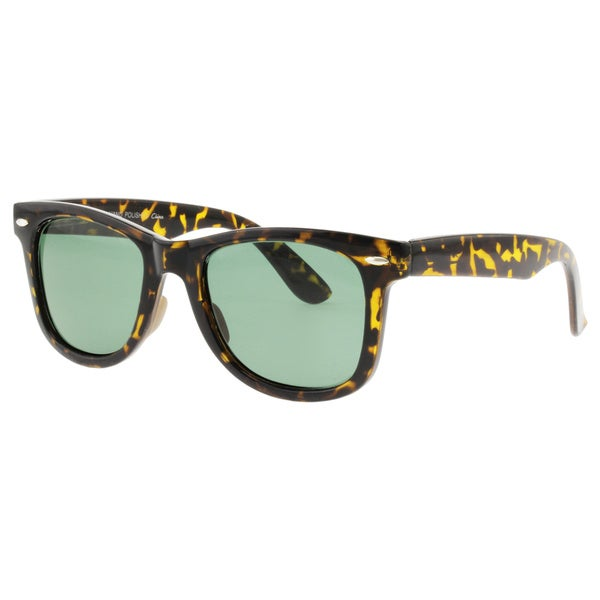 Thomas Wayne Tortoise Sunglasses