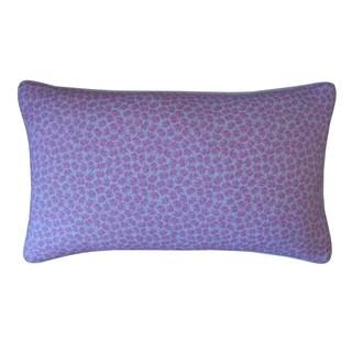 Mini Elephant Pink Kids Pillow