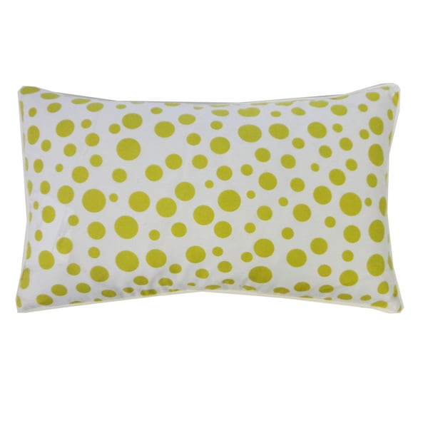 Big Small Green Kids Pillow