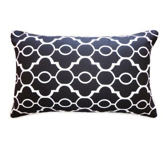 Viceroy Black Pillow