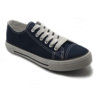 Women's Athletic-inspired Navy Sneakers