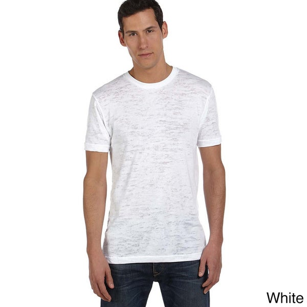 Canvas Men's Burnout Short Sleeve T-shirt