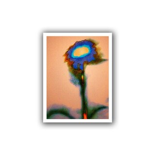 Dean Uhlinger 'Dune Flower' Unwrapped Canvas