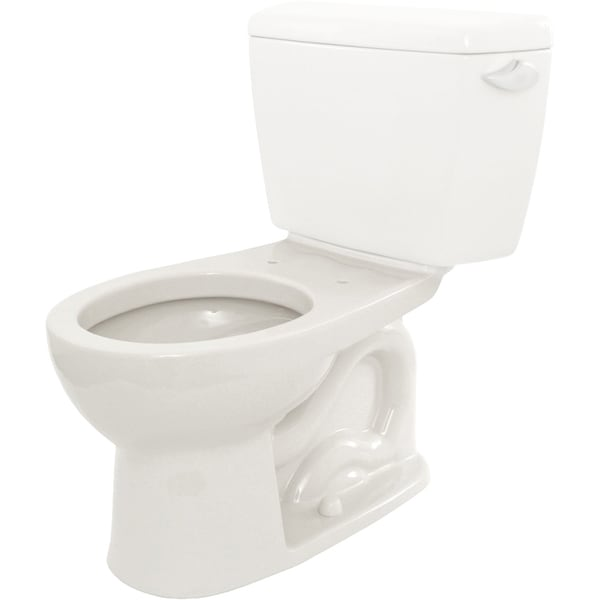 Toto CST454CUFRG-01 Drake II Cotton White Close-coupled SanaGloss Toilet