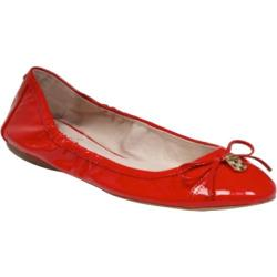 Women's Vince Camuto Heline Red Patent Leather