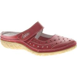 Women's Spring Step Tsunami Red Leather