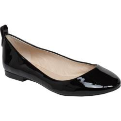 Women's Vince Camuto Benningly Black Soft Cow Patent Leather