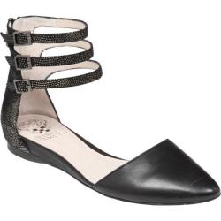 Women's Vince Camuto Wiji Black Nappa/Pewter Metallic