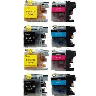 Brother Ink Cartridge 2-set for Brother