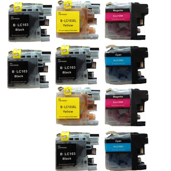 Brother Ink Cartridge for Brother (Pack of 10)