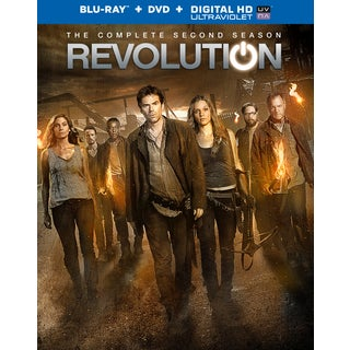 Revolution: The Complete Second Season (Blu-ray/DVD)