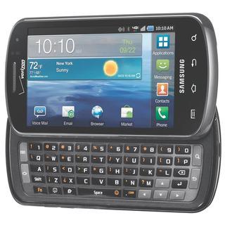 Samsung Stratosphere I405 4G LTE Verizon CDMA Black Android Slider Phone (Refurbished)