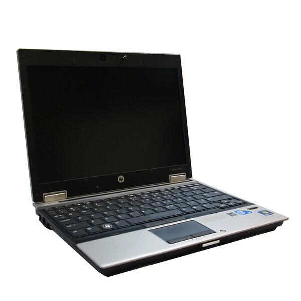 HP EliteBook 2540P Core i7 2.13GHz 4096MB 250GB 12-inch Windows 7 Professional (64) Computer (Refurbished)